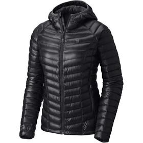 Mountain Hardwear W's Ghost Whisperer Hooded Down Jacket Black